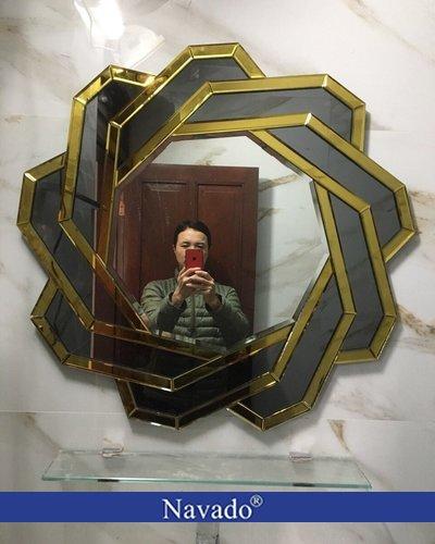 Gương phòng tắm cao cấp Spider