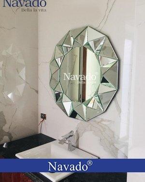 Gương nhà tắm đẹp cap cấp Luxury