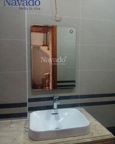Gương thiết bị vệ sinh Nav102C