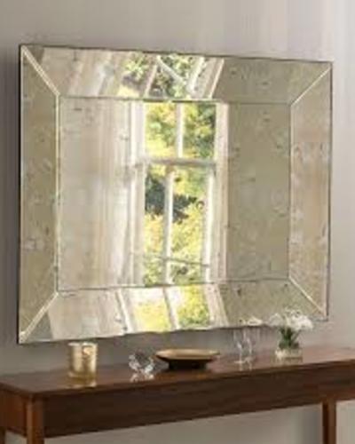 Gương màu mốc nghệ thuật