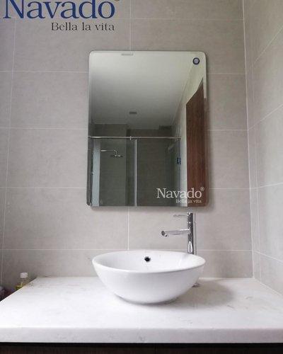 Gương thiết bị vệ sinh NAV102D