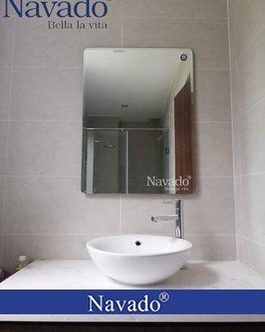 Lắp gương phòng tắm cao cấp Hải Phòng 102D