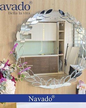 Gương trang trí phòng khách Laurel