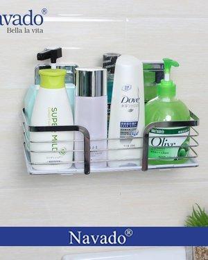 Kệ inox đựng đồ phòng tắm Gs-5013