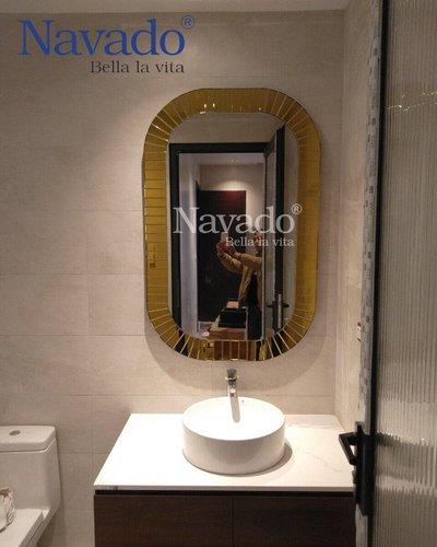 Gương phòng tắm sang trọng Luxury Montana