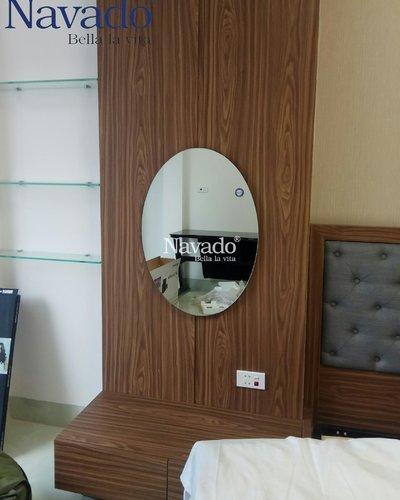 Gương bàn trang điểm Elip