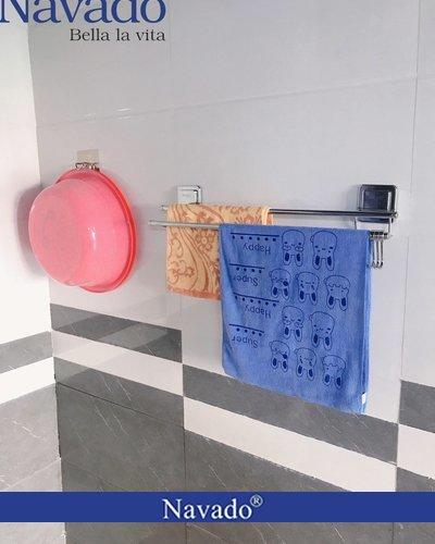 Phụ kiện inox phòng tắm Nghệ An
