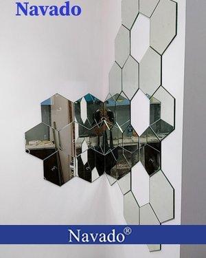 Gương trang trí nghệ thuật phòng ngủ