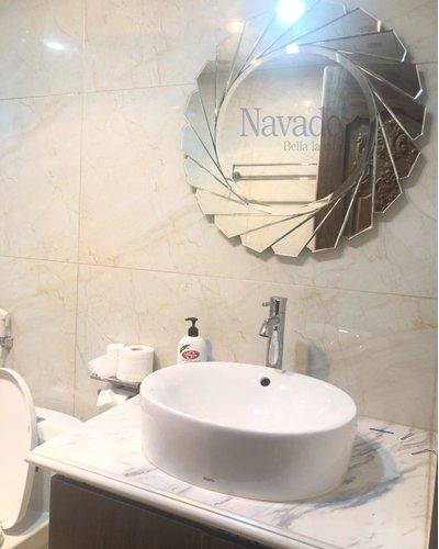 Gương trang trí nhà tắm Diana