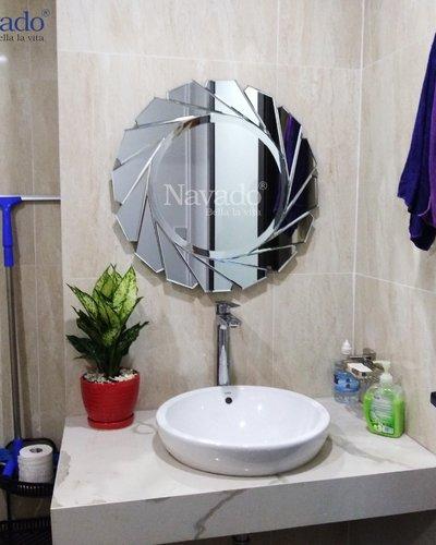 Gương phòng tắm Diana 80cm