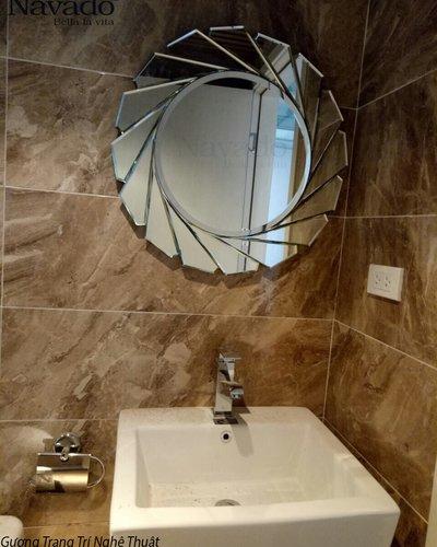 Gương phòng tắm treo tường cao cấp Diana