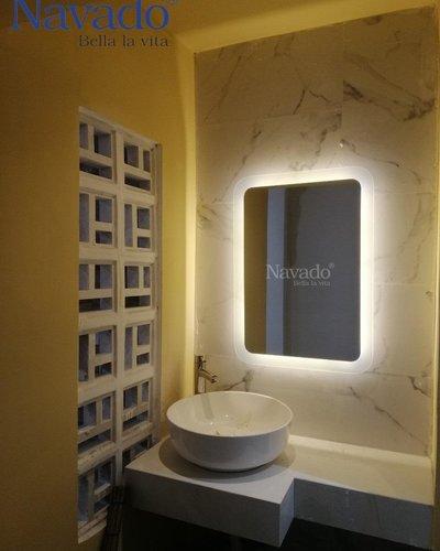 Gương led phòng tắm HCN Navado