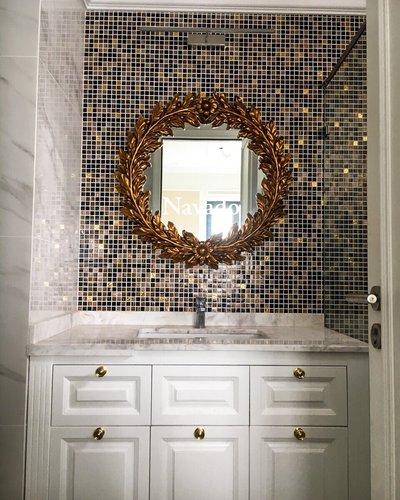 Gương phòng tắm cao cấp tân cổ điển Eros
