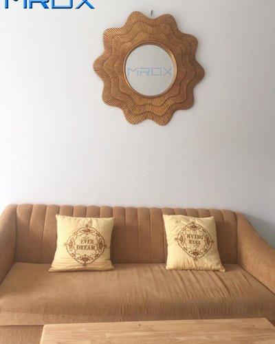 Gương trang trí nội thất thất cao cấp phòng khách Hà Nội