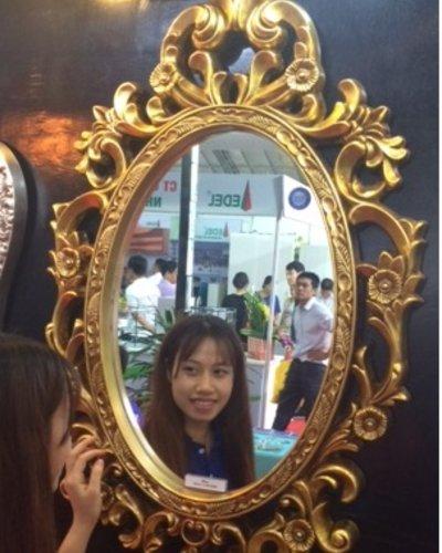 Sản xuất gương tân cổ điển