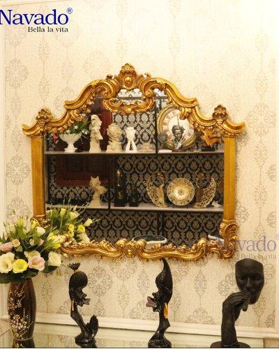 Gương nghệ thuật phòng tắm Morpheus