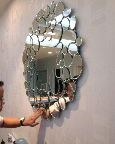 Gương trang trí nội thất nghệ thuật cao cấp Queen