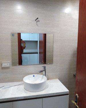 Gương phòng tắm HCN KT 50x90cm