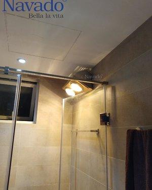 sàn xuất đèn treo tường phòng tắm 2 bóng cao cấp