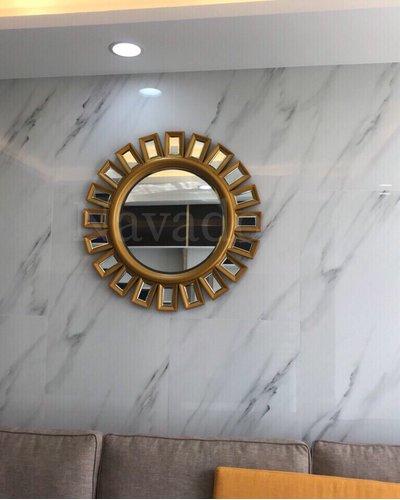 Gương tân cổ điển Sophia gold