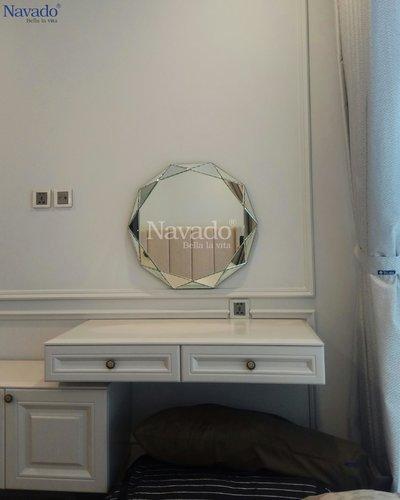Gương trang trí nội thất phale