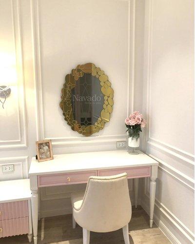Bán gương trang điểm nghệ thuật phòng ngủ