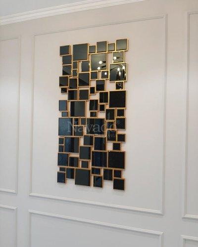 Gương trang trí nghệ thuật decor phòng khách