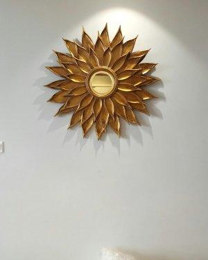 Gương treo tường decor Hemera