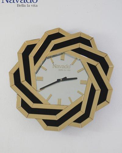 Đồng hồ decor Spider