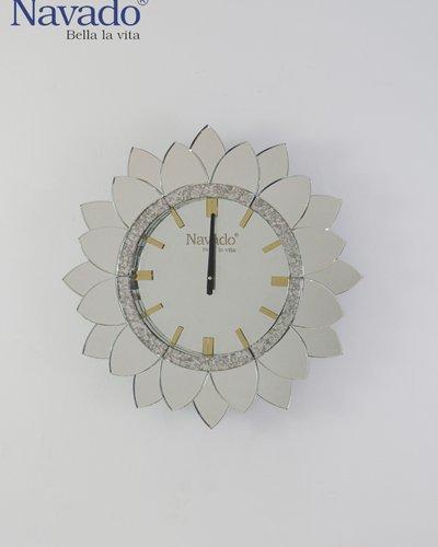 Đồng hồ treo trang trí Sunflower