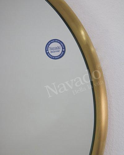 Gường tròn vành inox cao cấp 60cm