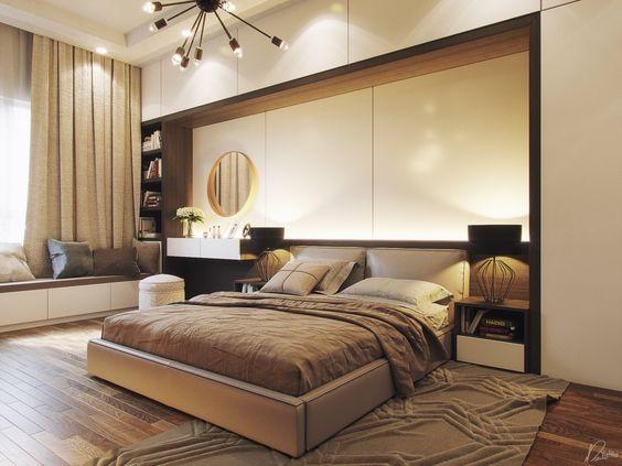 Thiết kế nội thất cho chung cư, khách sạn phong cách cổ điển